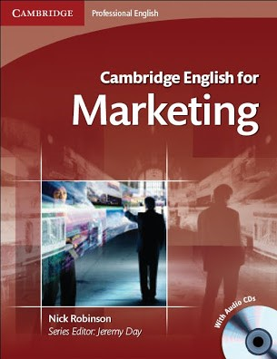 Книга на английском - Cambridge: Professional English for Marketing - Teacher's Notes - обложка книги скачать бесплатно