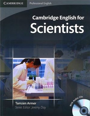 Книга на английском - Cambridge: Professional English for Scientists - Student's Book - обложка книги скачать бесплатно