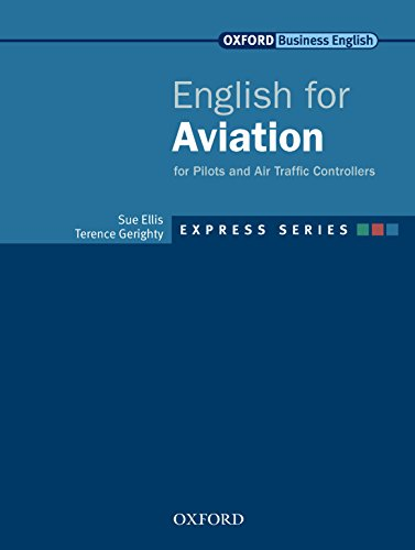Книга на английском - Oxford English for Industries: English for Aviation - Practice Test 1  - обложка книги скачать бесплатно