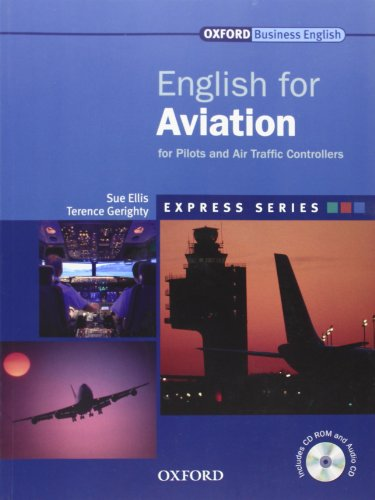 Книга на английском - Oxford English for Industries: English for Aviation - Teaching Notes - обложка книги скачать бесплатно