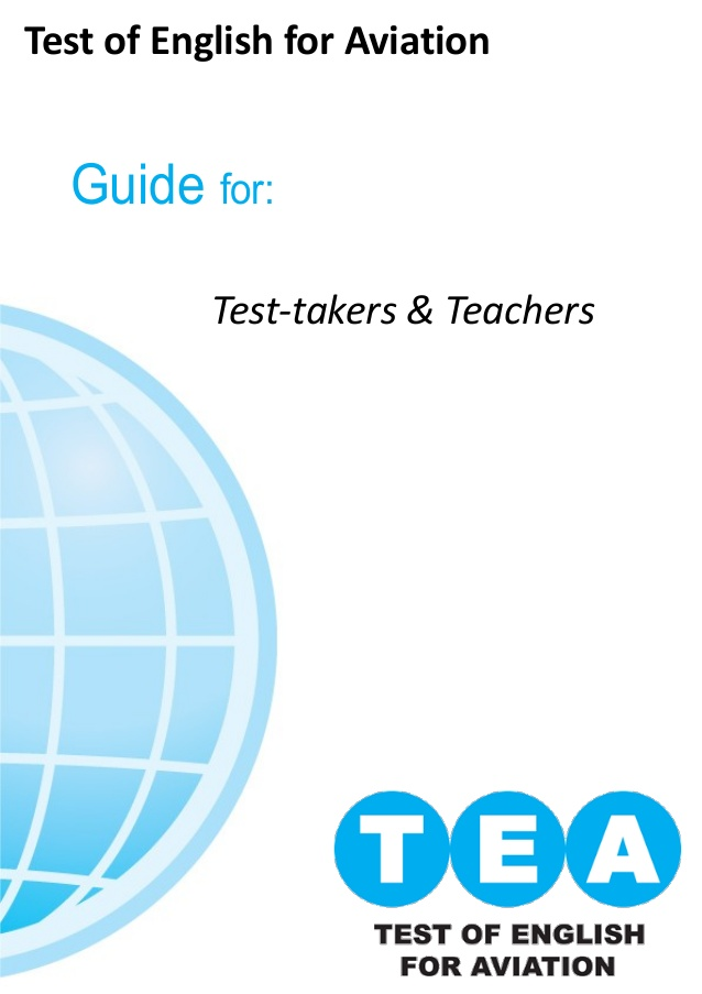 Книга на английском - Test of English for Aviation: Guide for Test-takers & Teachers - обложка книги скачать бесплатно